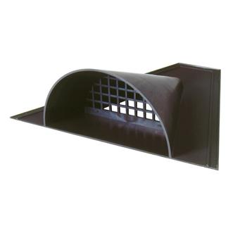 Chatière de toiture demi-ronde simple | PUM